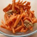 Zdravý mrkvový salát netradičně
