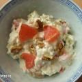 Grapefruitový salát