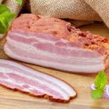 Vepřové maso - slanina