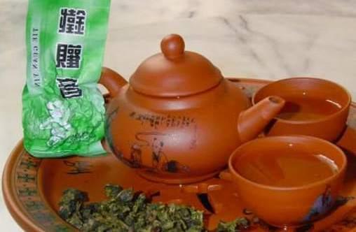 Zelený čaj pro zdraví