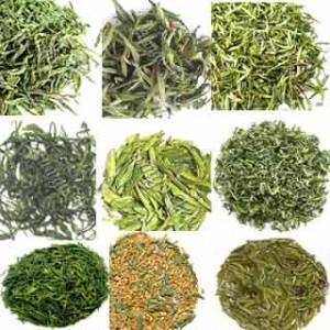Zelený čaj sypaný