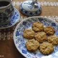 Křehké sušenky z ovesných vloček