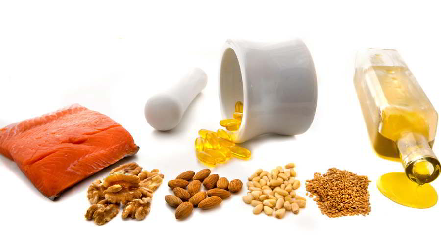 Esenciální mastné kyseliny obsažené v rostlinách