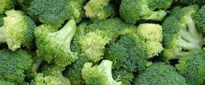 Růžičky čerstvé brokolice