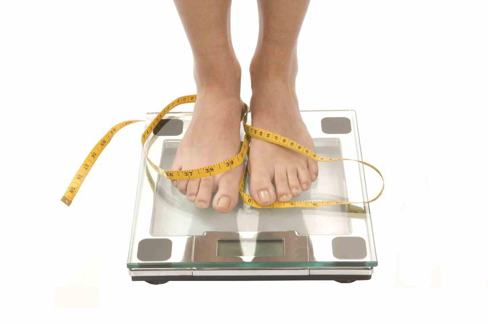 hlídání váhy při hubnutí