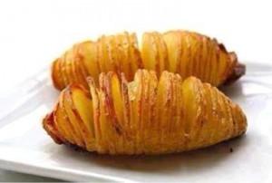 Návod na pečený brambor na Facebooku