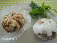 houskové knedlíky po uvaření