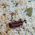 rýže basmati s kořením