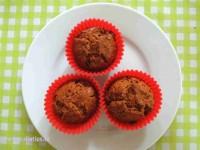 Mrkvové Muffiny po upečení