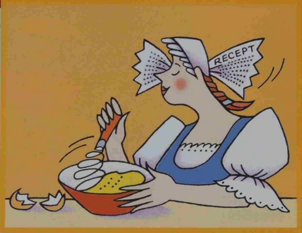 kuchařka z jižních Čech má recept na těsto v hlavě