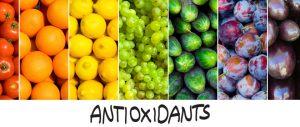 Potraviny jsou zdrojem antioxidantů