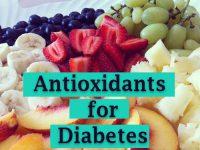 příjem potravin s antioxidanty může zmírnit oxidační stres